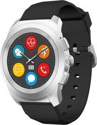 Smartwatch MyKronoz ZeTime Oryginal Regular (RZT1RO-BSL-BKSIL)