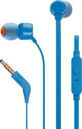 Słuchawki JBL T110 (T110BLU)
