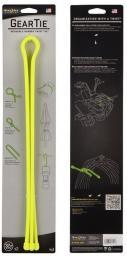Organizer Nite Ize Zestaw linek Gear Tie Original 32' gumowy żółty neon 2 sztuki (GT32-2PK-33)