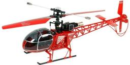 AMEWI Helikopter RC z pilotem LCD (25168)