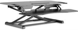 Digitus Ergonomiczna nakładka na biurko, powierzchnia robocza: 95x62cm, regulowana (DA-90380-1)