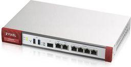 Zyxel Zyxel VPN100 Firewall, 100xVPN, 10xSSL, 2xWAN, 4xLAN/DMZ, 1xSFP, WiFi Controler - VPN100-EU0101F