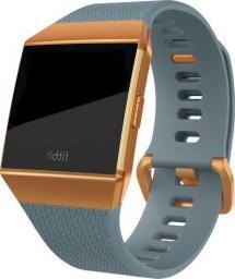 Smartwatch Fitbit Ionic Pomarańczowy  (IONIC BLAU/KUPFE)