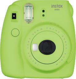 Aparat cyfrowy Fujifilm Instax mini 9 Zielony + 10 wkładów (70100138449)