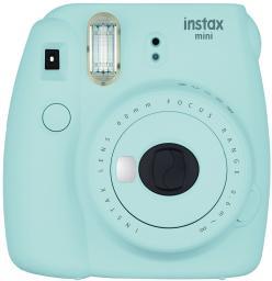 Aparat cyfrowy Fujifilm Instax mini 9 Jasnoniebieski + 10 wkładów (70100138447)