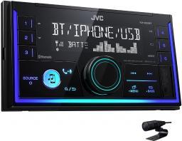 Radio samochodowe JVC (KW-X830BT)