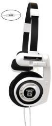 Słuchawki Koss Porta Pro z mikrofonem Białe (184333)