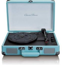 Gramofon Lenco niebieski (TT11BU)
