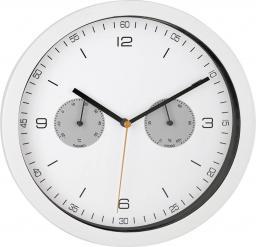 Mebus white Radio controlled Wall Clock (52826)