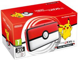 Nintendo New 2DS XL Pokeball Edition (2209666)