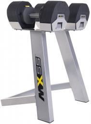 Body Sculpture Hantle regulowane MX55 Select do 24.5 kg czarne