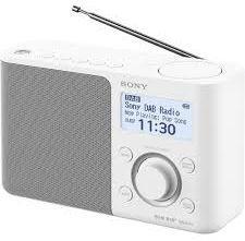 Radio Sony XDR-S61DW (XDRS6161DW.EU8)