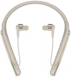 Słuchawki Sony WI-1000X Złote (WI1000XN.CE7)
