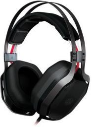 Słuchawki z mikrofonem Cooler Master NAUSZNE COOLERMASTER MASTERPULSE CZARNE (MH-530)
