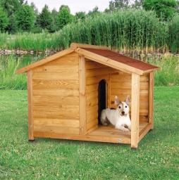 Buda dla psa Natura L 130×100×105 cm - TX39512