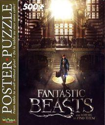 Tactic Wrebbit Poster Puzzle Fantastic Beast Macusa