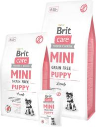Brit Care Pies 2kg Mini Puppy Lamb