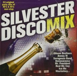 Silvester Disco Mix (2CD)