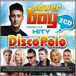 Power Boy: Hity Disco Polo (2CD)