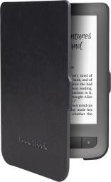 Pokrowiec PocketBook Shell do 614W/615/625/626 Sparkling Czarne (JPB626(2)-BS-P)