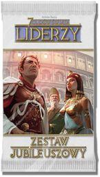 Rebel Gra karciana 7 Cudów Świata: Zestaw Jubileuszowy Liderzy (261669)