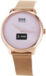 Smartwatch Xlyne Soe XW Pure Złoty  (54017)
