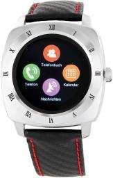 Smartwatch Xlyne Nara XW Pro Czarno-srebrny  (54020)