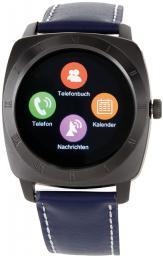 Smartwatch Xlyne Nara XW Pro Czarno-niebieski  (54011)