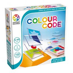 Smart Games Smart Games - Kolorowy kod (SG090)