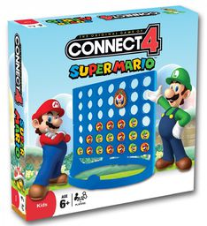 Winning Moves Connect Super Mario (257677)