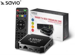Savio TB-P01 Smart TV Box Premium