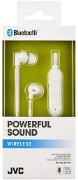 Słuchawki JVC HA-FX21BT białe (HA-FX21BTWE)