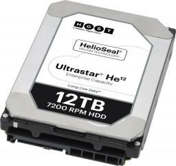 Dysk serwerowy HGST Ultrastar DC HC 520 He12 12 TB 3.5'' SATA III (6 Gb/s)  (HUH721212ALN600)
