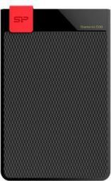 Dysk zewnętrzny Silicon Power Diamond D30 D3L 3TB Czarny (SP030TBPHDD3LS3K)