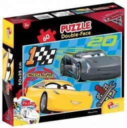 Lisciani Puzzle Cars 3 60 elementów (304-60771)
