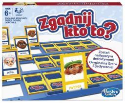 Hasbro Gra Zgadnij Kto to (C2124)
