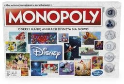 Hasbro Gra Monopoly Disney (GXP-601983)
