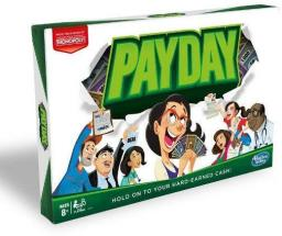 Hasbro Monopoly PAYDAY (E0751)