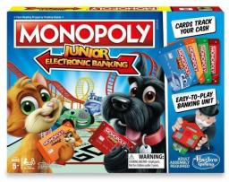 Hasbro MONOPOLY Junior Electronic Banking (E1842)