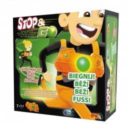 Epee Stop & Go - Wyścig Agentów - zabawka interaktywna (EP02847)