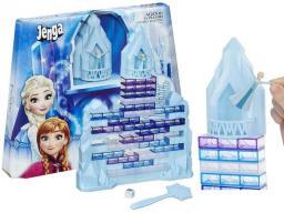 Hasbro DISNEY Hasbro FROZEN Kraina Lodu JENGA Elsa PAŁAC