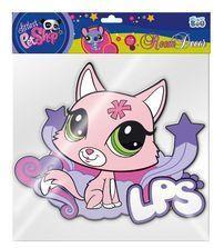 Sticker BOO DEKORACJA ŚCIENNA Lisek Littlest Pet Shop