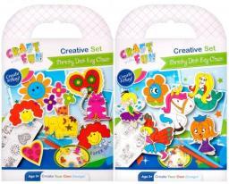 Craft with Fun Zestaw kreatywny BRELOKI 17X28