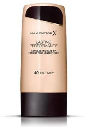 MAX FACTOR Lasting Performance Foundation 40 Light Ivory Podkład do twarzy 35ml