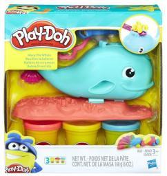 Hasbro Play-Doh Ciastolina - Wieloryb (E0100)