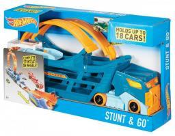 Mattel Hot Wheels Ciężarówka z pętlą + SAMOCHODZIK (DWN56)