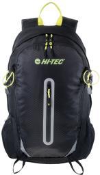 Hi-tec Plecak sportowy Mayo Black/Lime Punch 20 L
