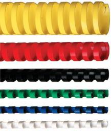 Opus Grzbiet plastikowy 10mm (ib10CZE25)