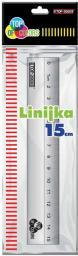 TOP-2000 linijka aluminiowa  15cm  (400073362)