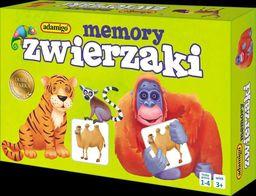 Adamigo Gra memory mini - Zwierzaki - 253032